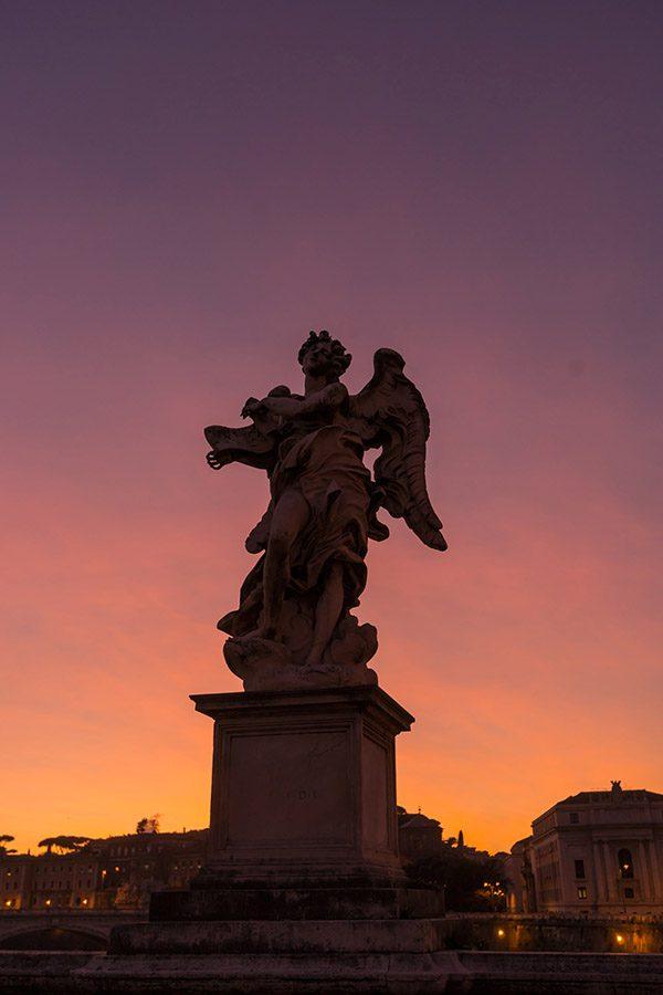 ANGYAL A HÍDRÓL // ANGEL FROM THE BRIDGE