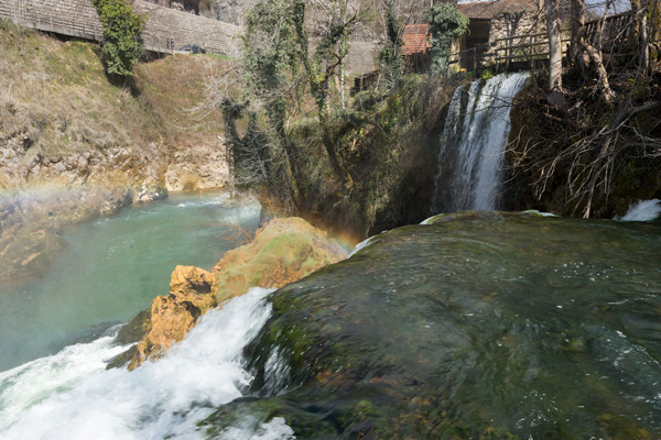 PLITVICE LAKES - CAN YOU SEE THE RAINBOW?