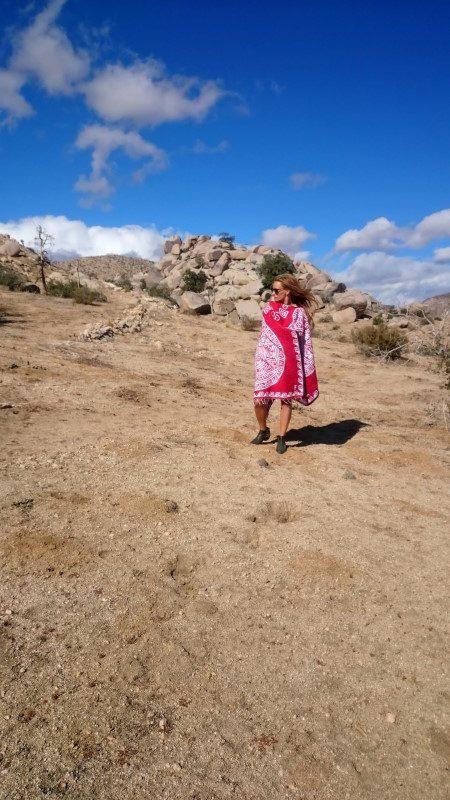 SIVATAGI REGGEL // MORNING IN THE DESERT