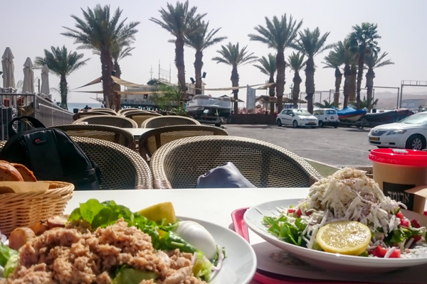 AROMA CAFÉ ON THE BEACH - EILAT